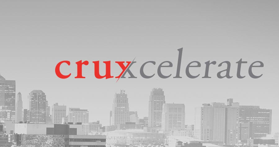 Crux KC, Crux-Xcelerate featured in Thinking Bigger